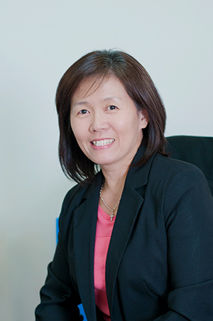 Associate Professor Pauline Ho