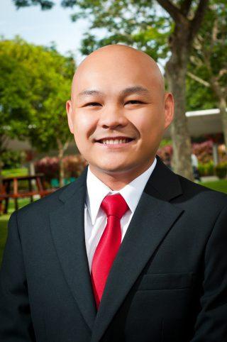 Associate Professor Vincent Lee